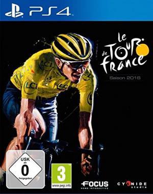 Echanger le jeu Tour de France 2016 sur PS4