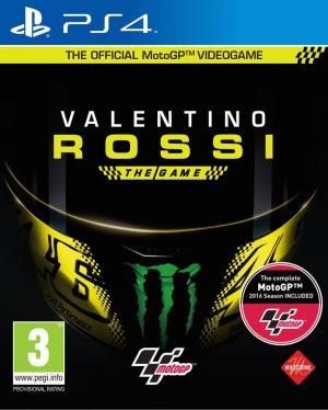 Echanger le jeu Valentino Rossi The Game sur PS4