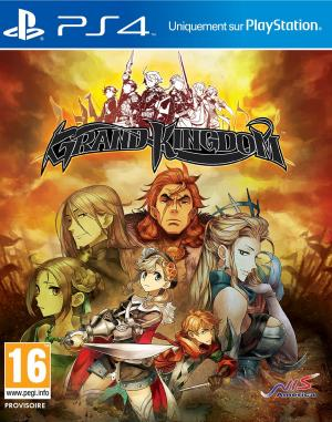 Echanger le jeu Grand Kingdom sur PS4
