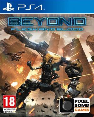 Echanger le jeu Beyond Flesh & Blood sur PS4