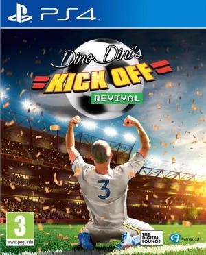 Echanger le jeu Kick Off Revival sur PS4