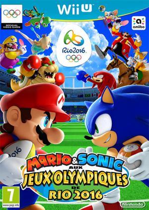 Echanger le jeu Mario & Sonic aux Jeux Olympiques de Rio 2016 sur Wii U