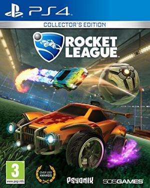 Echanger le jeu Rocket League sur PS4