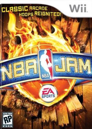 Echanger le jeu NBA Jam sur Wii