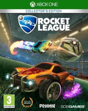 Echanger le jeu Rocket League sur Xbox One