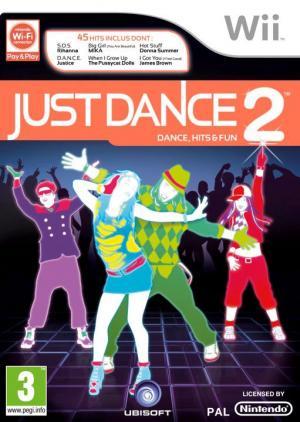 Echanger le jeu Just Dance 2 sur Wii