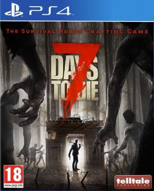 Echanger le jeu 7 Days to Die sur PS4