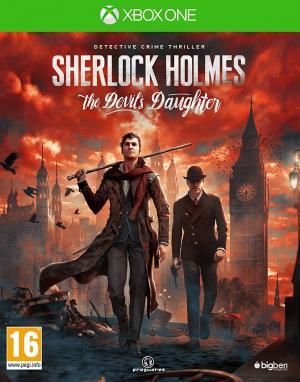 Echanger le jeu Sherlock Holmes: The Devil's Daughter  sur Xbox One