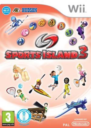 Echanger le jeu Sports Island 3 sur Wii