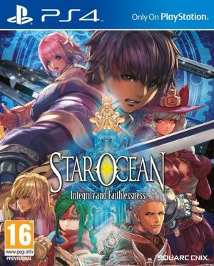 Echanger le jeu Star Ocean: Integrity and Faithlessness sur PS4