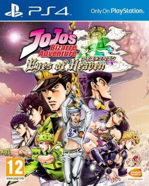 Echanger le jeu Jojo's Bizarre Adventure : Eyes Of Heaven sur PS4