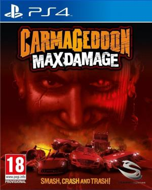 Echanger le jeu Carmageddon Max Damage sur PS4