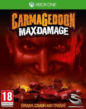 Echanger le jeu Carmageddon Max Damage sur Xbox One