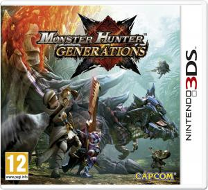 Echanger le jeu Monster Hunter Generations sur 3DS