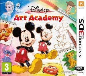 Echanger le jeu Disney Art Academy sur 3DS