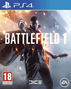 Echanger le jeu Battlefield 1 sur PS4