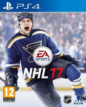 Echanger le jeu NHL 17 sur PS4