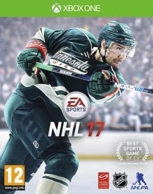 Echanger le jeu NHL 17 sur Xbox One