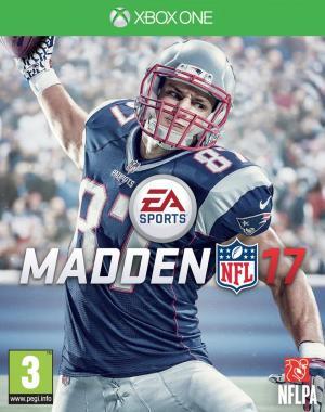 Echanger le jeu Madden NFL 17 sur Xbox One