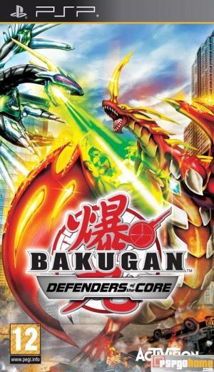 Echanger le jeu Bakugan : Les protecteurs de la Terre sur PSP