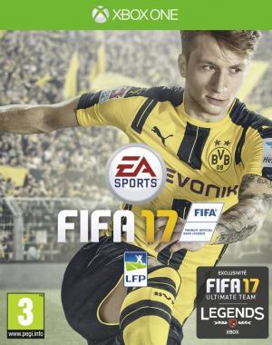 Echanger le jeu FIFA 17 sur Xbox One
