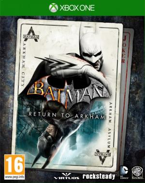 Echanger le jeu Batman : Return to Arkham sur Xbox One