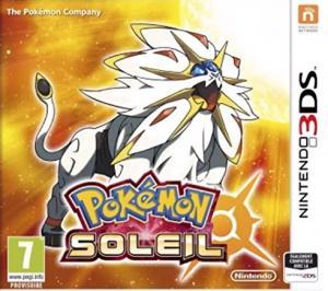 Echanger le jeu Pokemon Soleil sur 3DS