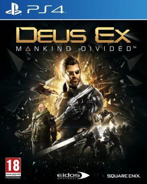 Echanger le jeu Deus Ex : Mankind Divided sur PS4