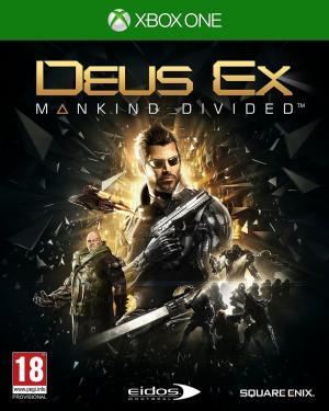 Echanger le jeu Deus Ex : Mankind Divided sur Xbox One