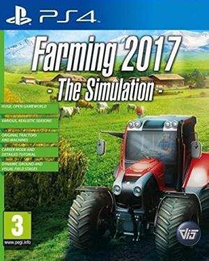 Echanger le jeu Professional Farmer 2017 sur PS4