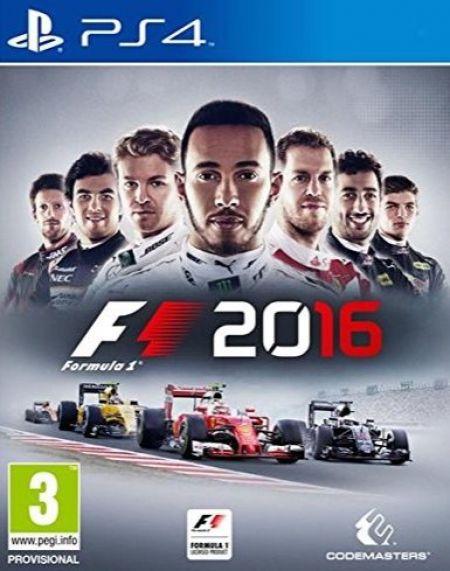 Echanger le jeu F1 2016 sur PS4