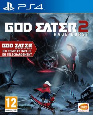 Echanger le jeu God Eater 2 : Rage Burst sur PS4