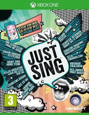 Echanger le jeu Just Sing (Smartphone obligatoire) sur Xbox One