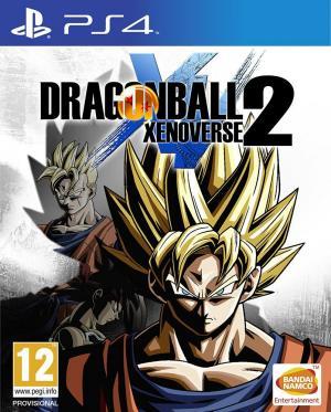 Echanger le jeu Dragon Ball Xenoverse 2 sur PS4