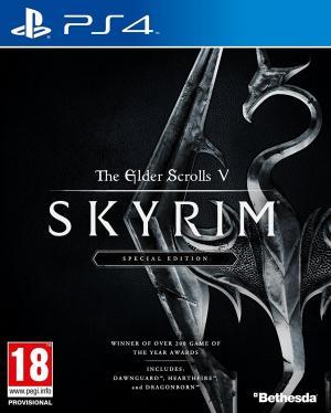 Echanger le jeu The Elder Scrolls V : Skyrim  sur PS4