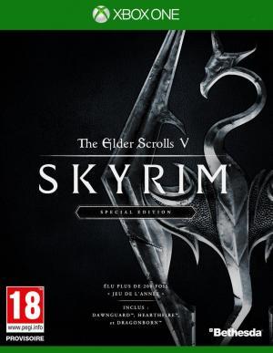 Echanger le jeu The Elder Scrolls V : Skyrim sur Xbox One