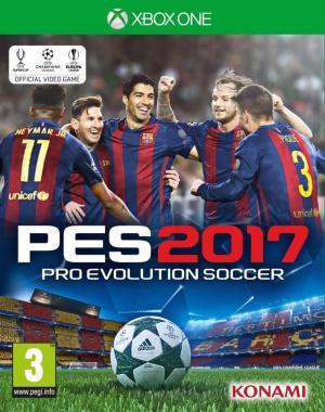 Echanger le jeu PES 2017 : Pro Evolution Soccer sur Xbox One