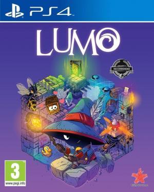 Echanger le jeu Lumo sur PS4