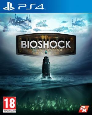Echanger le jeu Bioshock : The Collection sur PS4