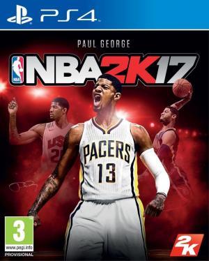 Echanger le jeu NBA 2K17 sur PS4