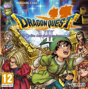 Echanger le jeu Dragon Quest VII : La Quete des vestiges du monde sur 3DS