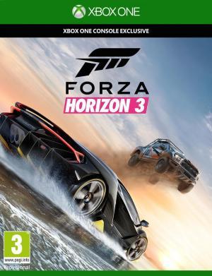 Echanger le jeu Forza Horizon 3 sur Xbox One