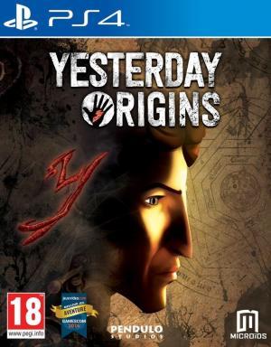 Echanger le jeu Yesterday Origins sur PS4