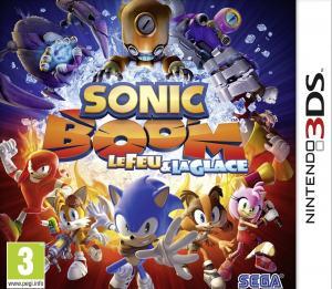 Echanger le jeu Sonic Boom : le Feu & la Glace sur 3DS