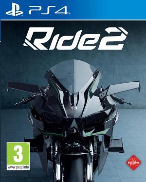 Echanger le jeu Ride 2 sur PS4