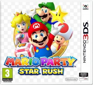 Echanger le jeu Mario Party : Star Rush sur 3DS