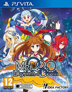 MeiQ : Labyrinth Of Death