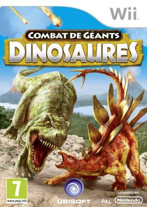 Echanger le jeu Combat de Géants : Dinosaures sur Wii