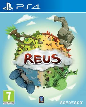 Echanger le jeu Reus sur PS4