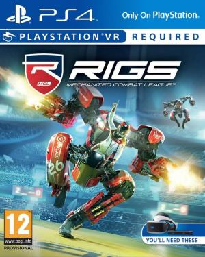 Echanger le jeu RIGS Mechanical Combat League (PS-VR requis) sur PS4